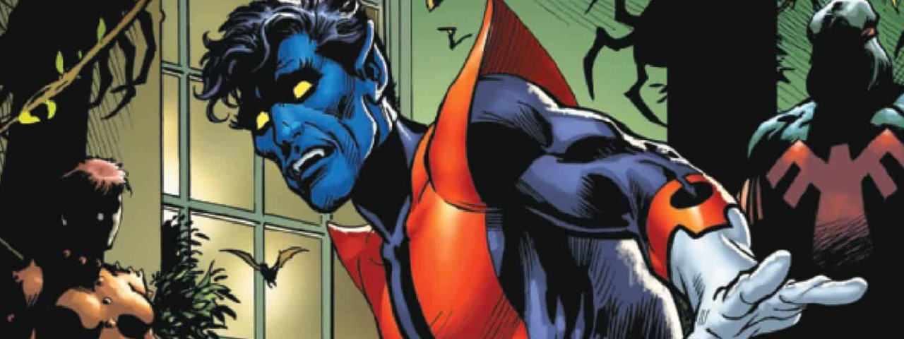 Recommended Reading: Giant-Size X-Men Nightcrawler