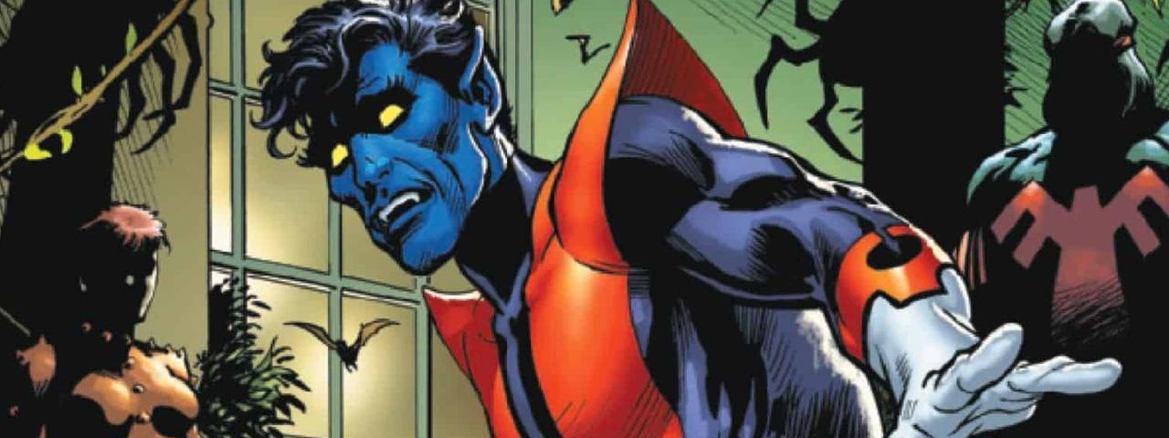 Recommended Reading: Giant-Size X-Men Nightcrawler