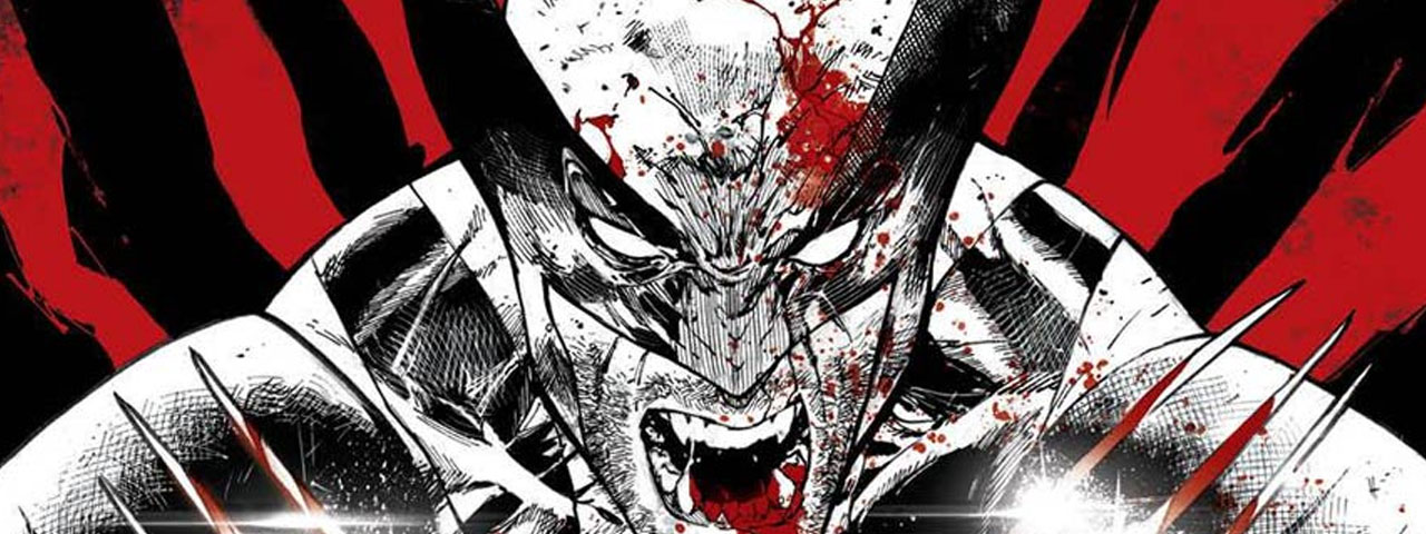 Wolverine: Black White Blood #1