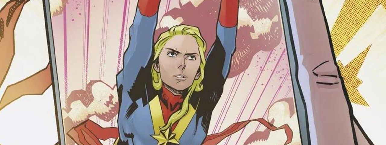 Captain Marvel: Marvel Snapshots