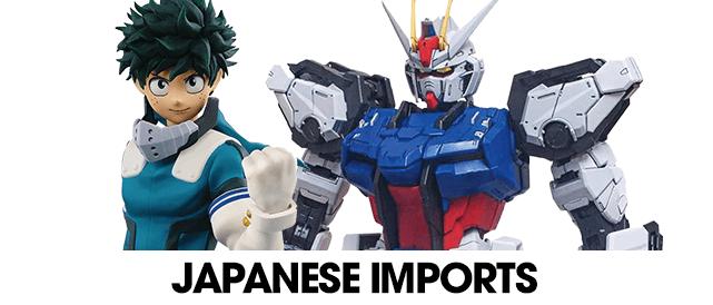 Japanese Imports