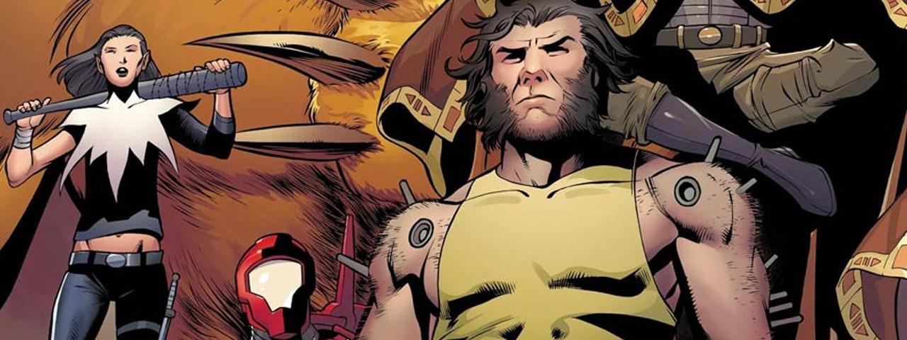 Marvel Heroes Reborn Variants