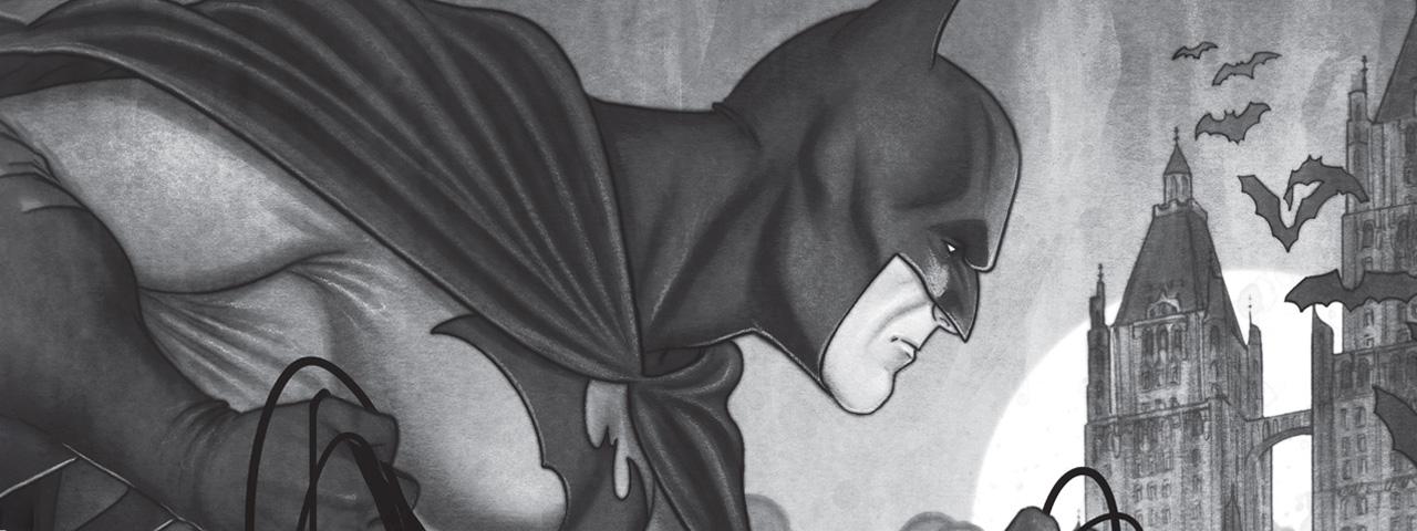 Batman: Black & White #5