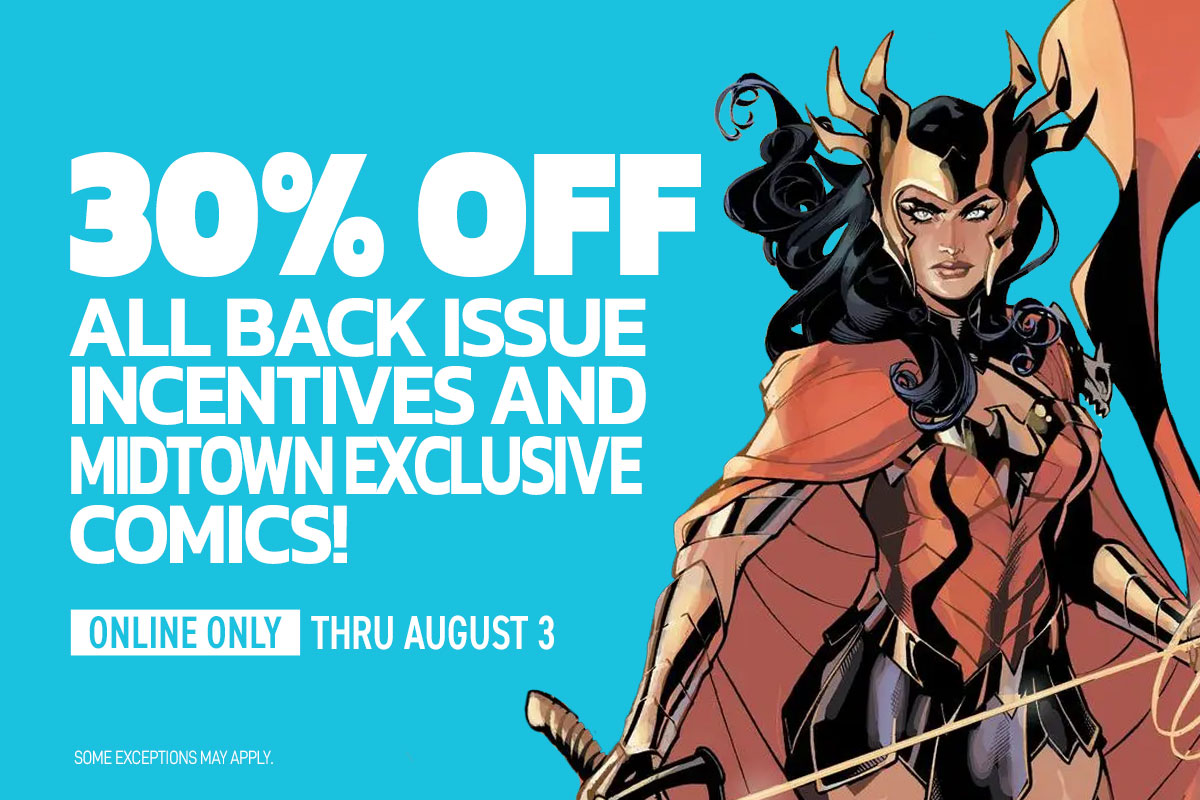 30% off incentives and Midtown exclusives