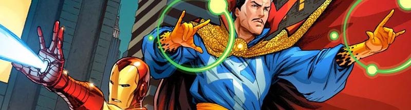 Doctor Strange This Week
