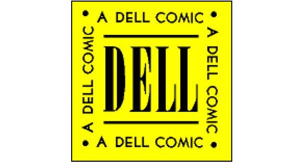 Dell comics logo