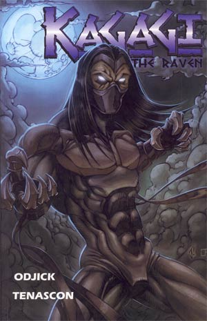 Kagagi The Raven GN
