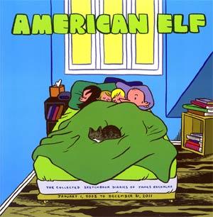 American Elf Vol 4 The Collected Sketchbook Diaries Of James Kochalka TP