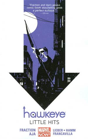 Hawkeye Vol 2 Little Hits TP