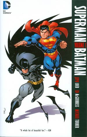 Superman Batman Vol 1 TP New Edition