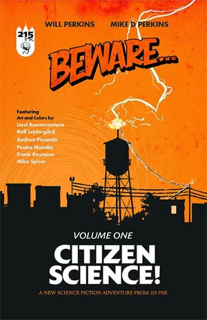 Beware Vol 1 Citizen Science TP