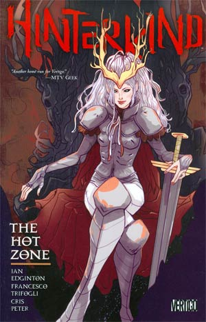 Hinterkind Vol 3 The Hot Zone TP