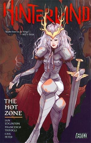 Hinterkind Vol 3 The Hot Zone TP