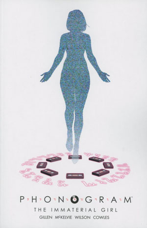 Phonogram Vol 3 Immaterial Girl TP