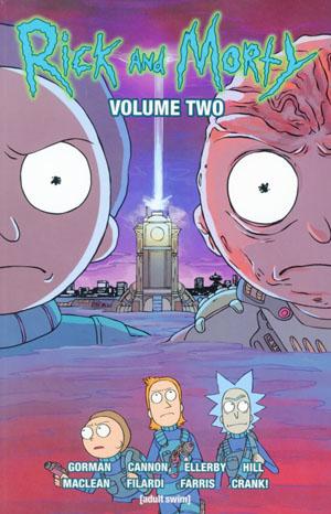 Rick And Morty Vol 2 TP