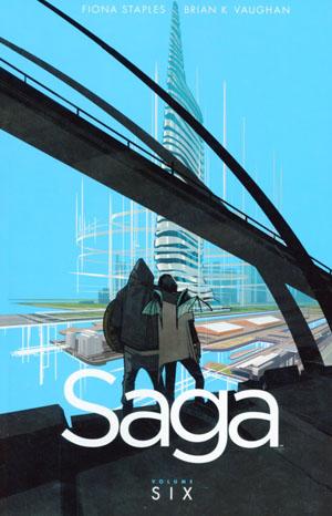 Saga Vol 6 TP