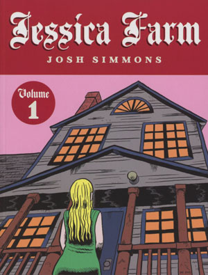 Jessica Farm Vol 1 GN