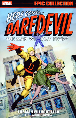 Daredevil Epic Collection Vol 1 The Man Without Fear TP