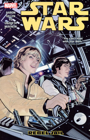 Star Wars (Marvel) Vol 3 Rebel Jail TP