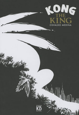 Kong The King HC (Kingpin Books)