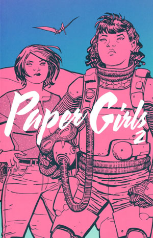 Paper Girls Vol 2 TP