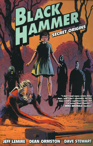 Black Hammer Vol 1 Secret Origins TP