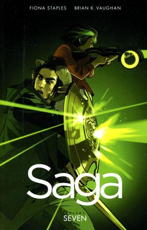 Saga Vol 7 TP