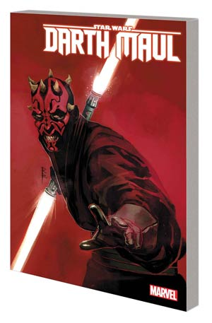 Star Wars Darth Maul TP (Marvel)