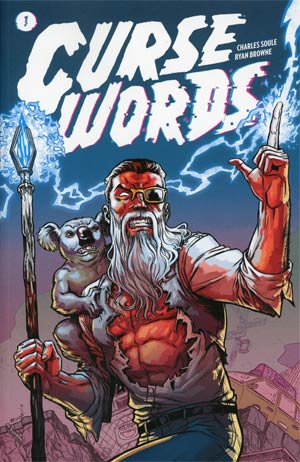 Curse Words Vol 1 TP