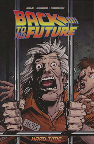 Back To The Future Vol 4 Hard Time TP