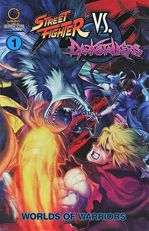 Street Fighter vs Darkstalkers Vol 1 TP