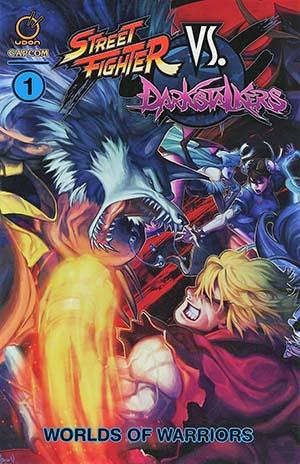 Street Fighter vs Darkstalkers Vol 1 TP