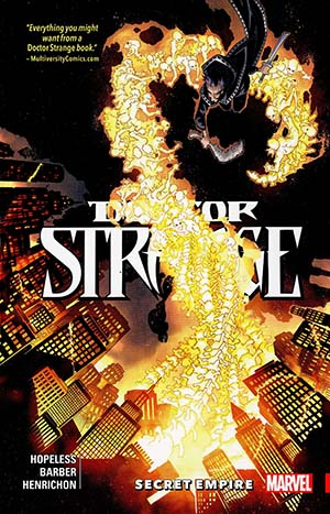 Doctor Strange Vol 5 Secret Empire TP