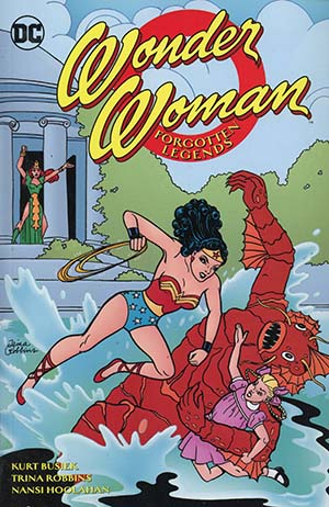 Wonder Woman Forgotten Legends TP
