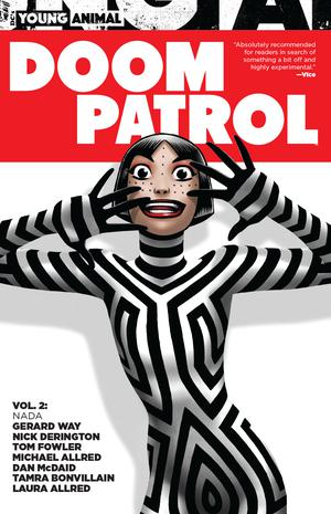 Doom Patrol (Young Animal) Vol 2 Nada TP