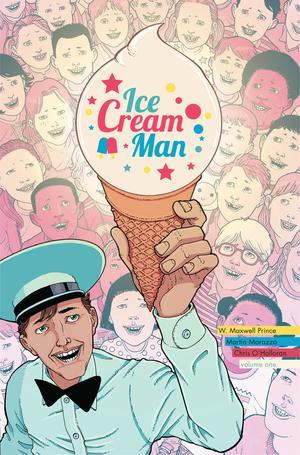 Ice Cream Man Vol 1 Rainbow Sprinkles TP