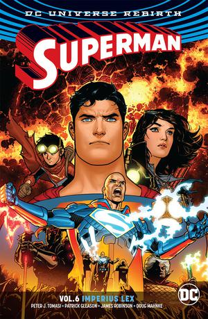 Superman (Rebirth) Vol 6 Imperius Lex TP