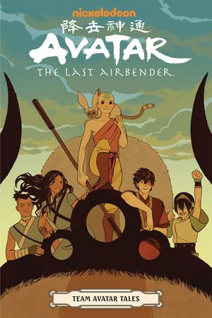 Avatar The Last Airbender Team Avatar Tales TP