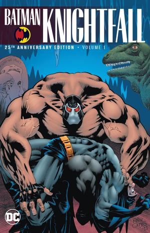 Batman Knightfall Vol 1 TP 25th Anniversary Edition