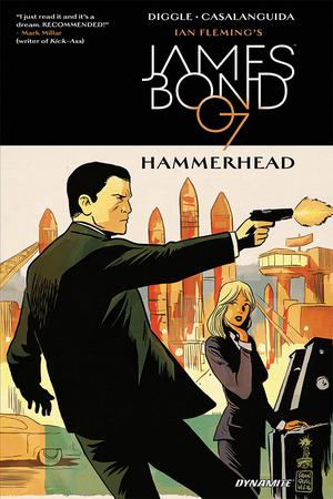 Ian Flemings James Bond In Hammerhead TP