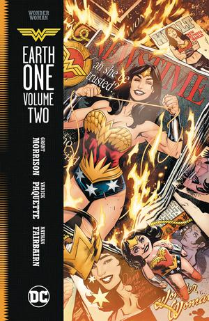 Wonder Woman Earth One Vol 2 HC