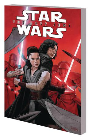 Star Wars Last Jedi Adaptation TP