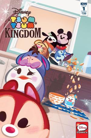 Disneys Tsum Tsum Kingdom TP