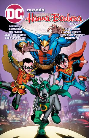 DC Meets Hanna-Barbera Vol 2 TP