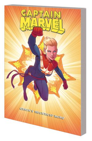 Captain Marvel Earths Mightiest Hero Vol 5 TP