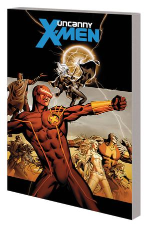 Uncanny X-Men By Kieron Gillen Complete Collection Vol 1 TP