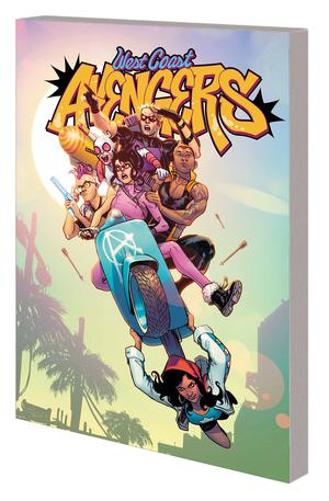 West Coast Avengers Vol 1 Best Coast TP