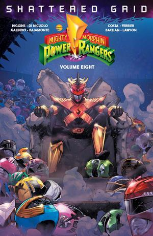 Mighty Morphin Power Rangers Vol 8 TP