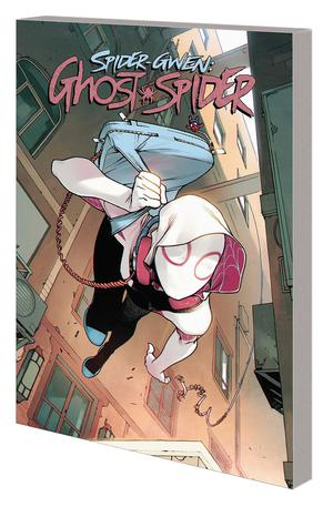 Spider-Gwen Ghost-Spider Vol 1 Spider-Geddon TP