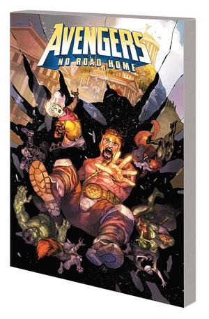 Avengers No Road Home TP